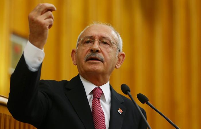 CHP lideri Kılıçdaroğlu: Koltuk için onurunu satan vali olmaz