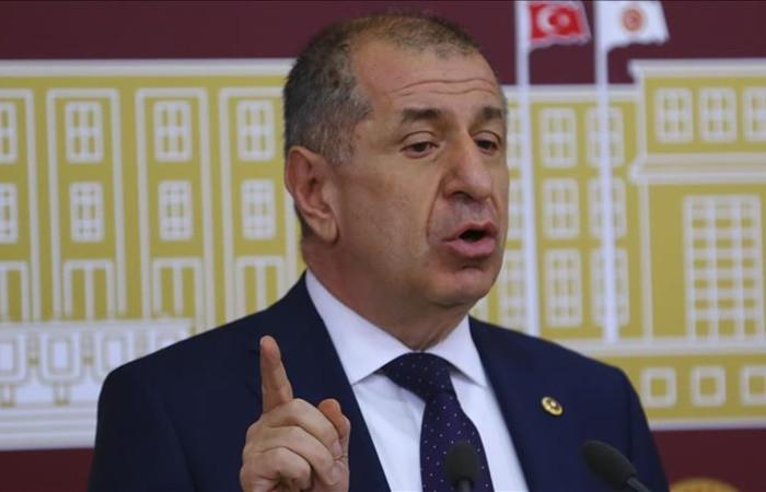 İYİ Parti teşkilatlarından İstanbul Milletvekili Ümit Özdağ için ihraç talebi