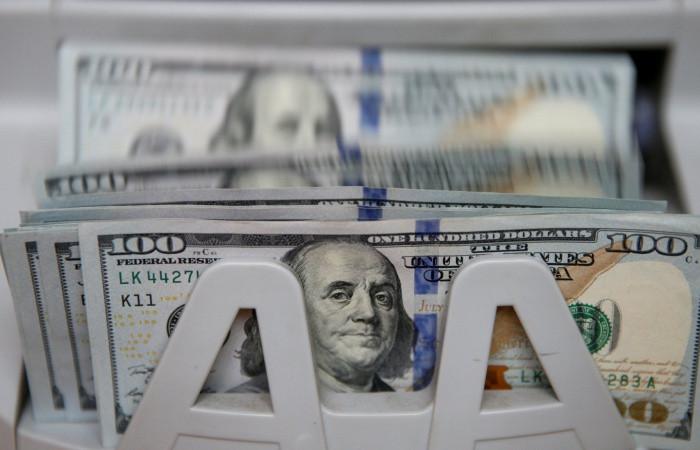Dolar/TL 8,32'yi gördü