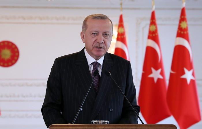Cumhurbaşkanı Erdoğan'dan Suriye mesajları