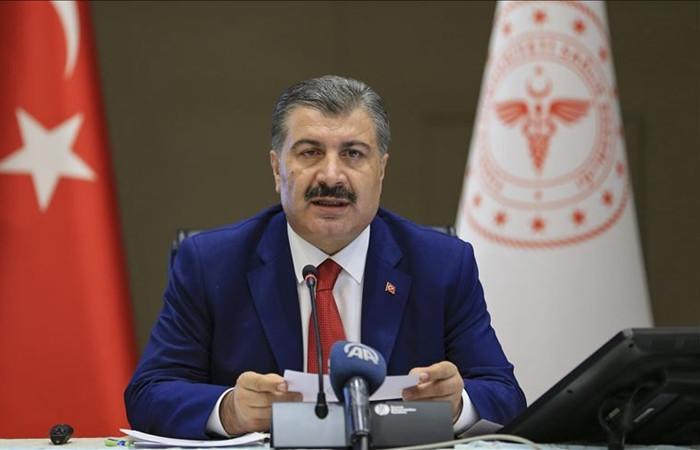 Sağlık Bakanı Koca: Yerli aşıda insan denemeleri aşamasına geçildi