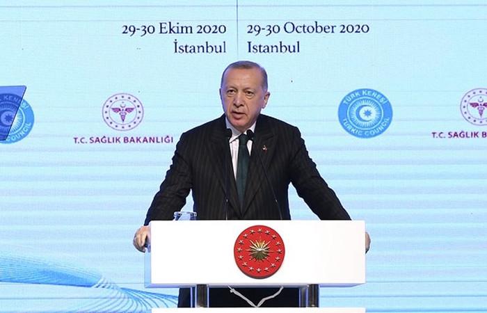 Cumhurbaşkanı Erdoğan: Tüm imkanları seferber ettik