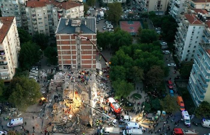 İzmir, son 111 yılda 8 büyük deprem yaşadı