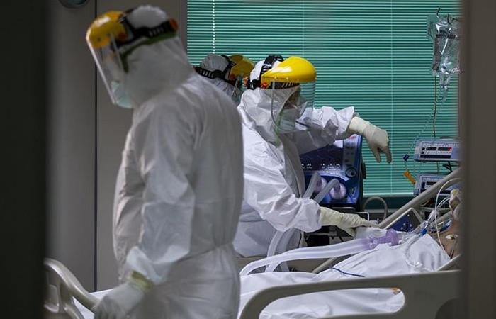 Son 24 saatte 57 can kaybı, 1429 yeni hasta
