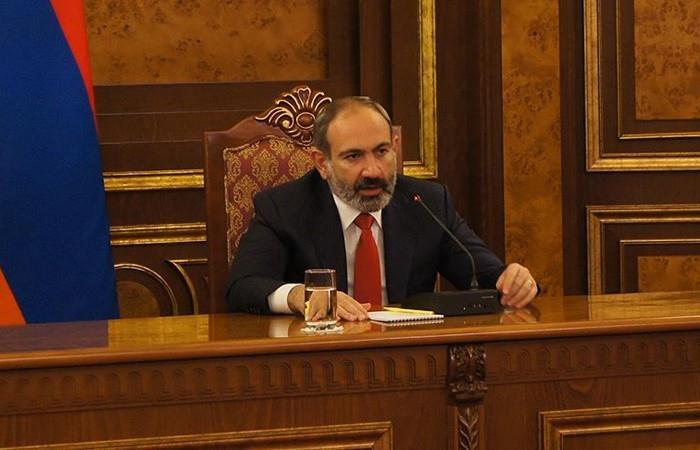 Paşinyan: Ermenistan taviz vermeye hazır