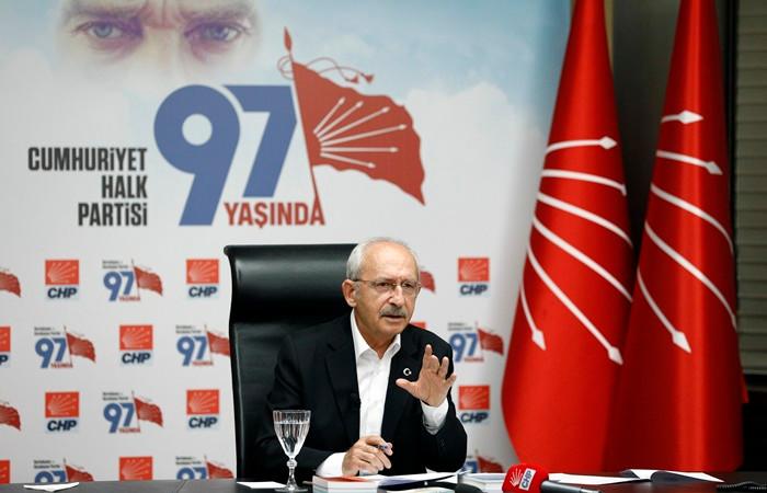 CHP lideri Kılıçdaroğlu'dan KKTC seçimleri mesajı