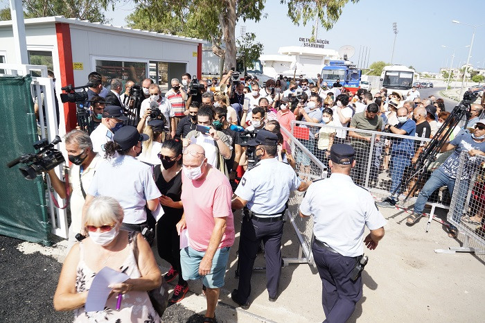 Kapalı Maraş halka açıldı