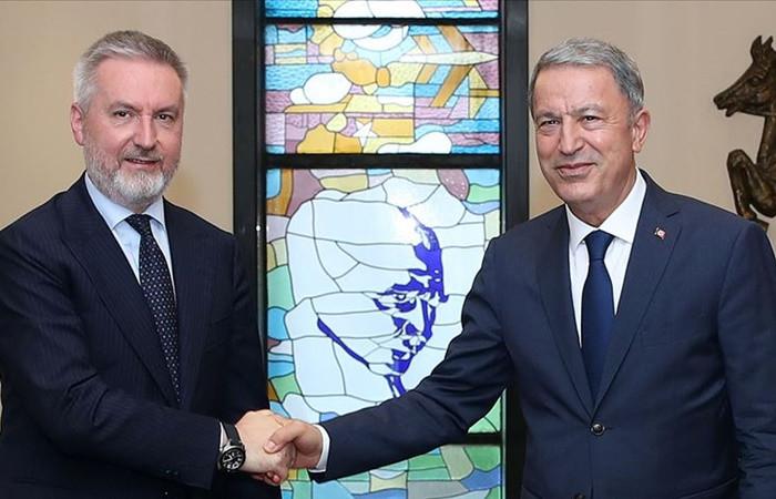 Bakan Akar'dan Dağlık Karabağ açıklaması