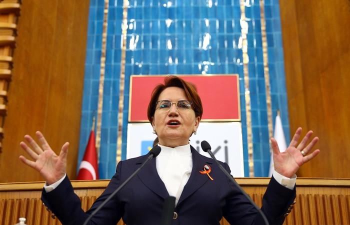 İYİ Parti Genel Başkanı Akşener: Türk siyaseti adına utanıyorum