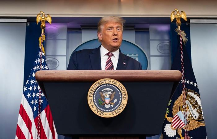 ABD Başkanı Trump: Seçim süreci yüksek mahkemede bitebilir