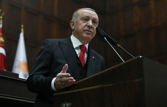 Erdoğan: Rejim güçlerini her yerde vururuz