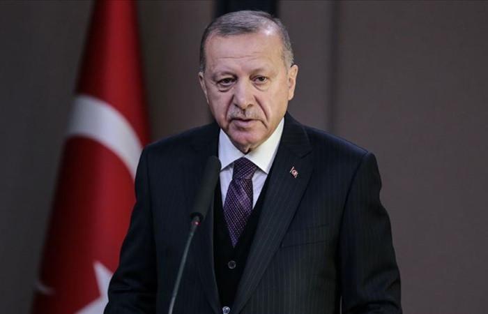 Cumhurbaşkanı Erdoğan, Macron ve Merkel ile görüştü