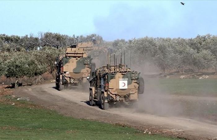 MSB: İdlib'de iki asker şehit oldu