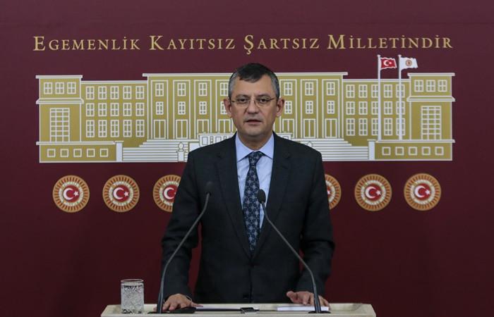 CHP'den Meclis'te olağanüstü toplantı talebi