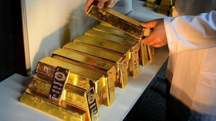 Altın fiyatları 2020 yılının dibini gördü