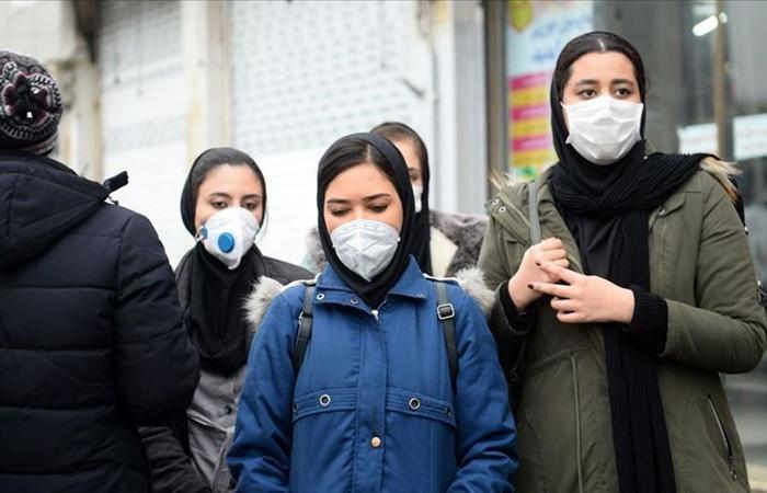 Tahran'da koronavirüs nedeniyle otellerdeki doluluk yüzde 98 düştü