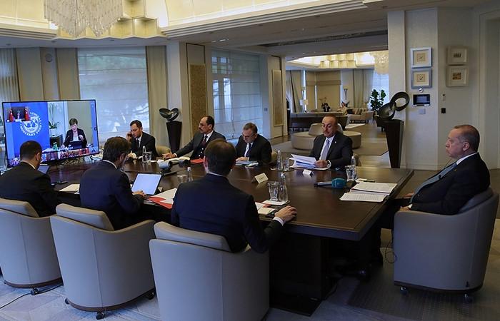 G20 Liderler Olağanüstü Zirvesi sona erdi