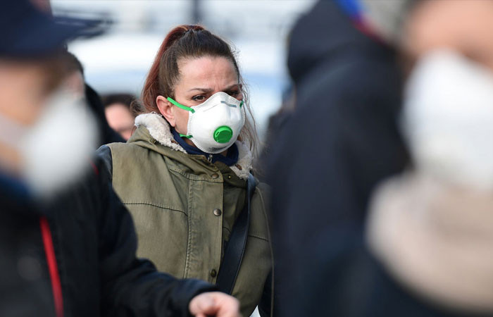 Avrupa'da maske seferberliği: Fransa stoklara el koydu, Almanya ihracatı yasakladı