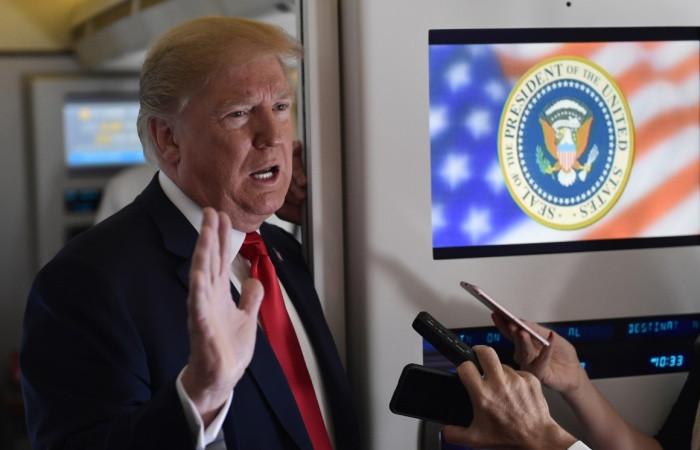 Trump: Umarım 100 bin tahmininden daha az insan ölür