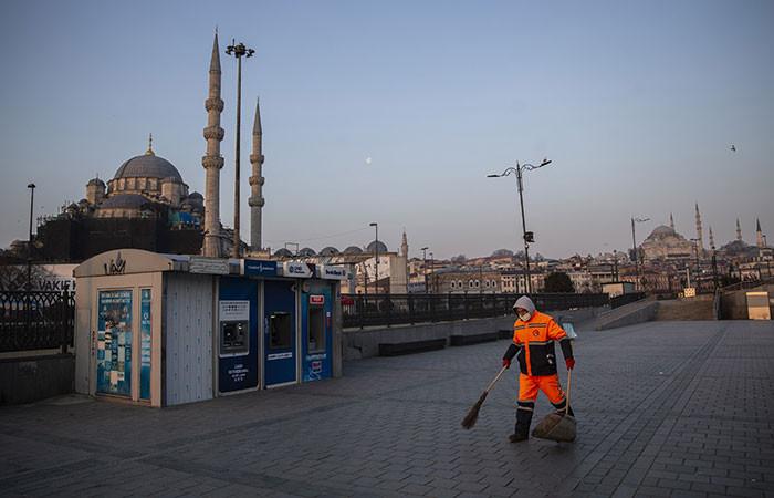 Sokağa çıkma yasağı sonrası İstanbul'dan kareler - Sayfa 4