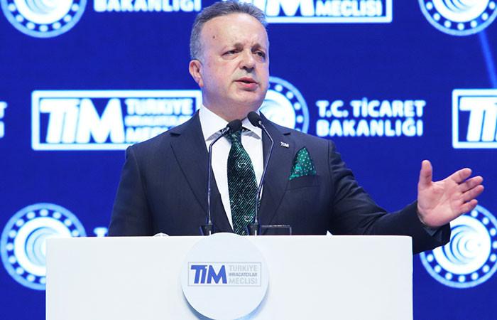 TİM Başkanı Gülle: İhracatçımız süreçten güçlenerek çıkacak