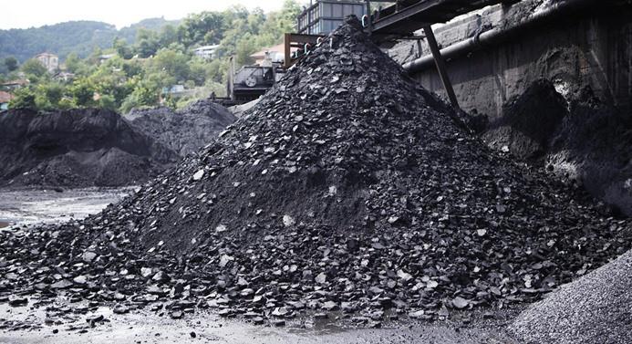 En fazla üretim ve teslimat linyit kömüründe