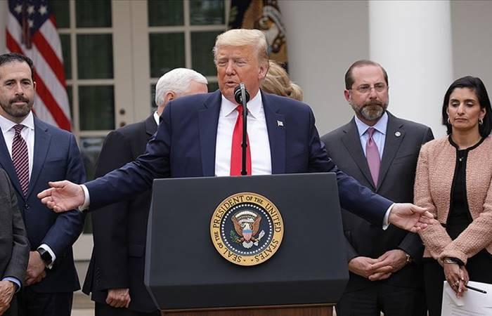 Trump 'dezenfektan enjektesi' önerisini 'kinayeli soru soruyordum' diye savundu