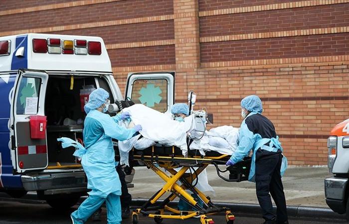 ABD'de COVID-19 nedeniyle ölenlerin sayısı 50 bini aştı