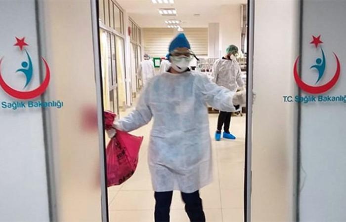 Türkiye'de virüsten can kaybı 2 bin 706 oldu