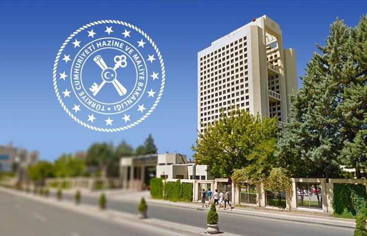 Hazine, 3,4 milyar lira borçlandı