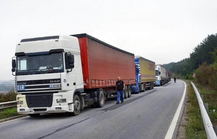 Avrupalı taşımacılar sınırlarda kolaylık istiyor