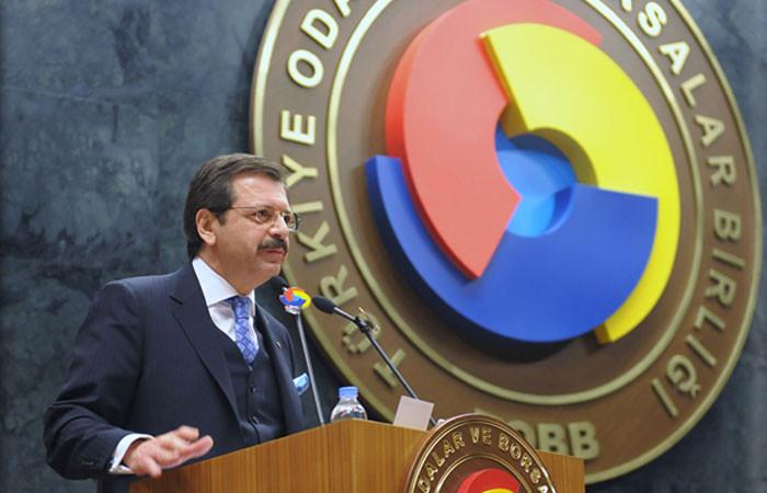 Hisarcıklıoğlu: Salgınla birlikte e-ticaretin önemi daha da arttı