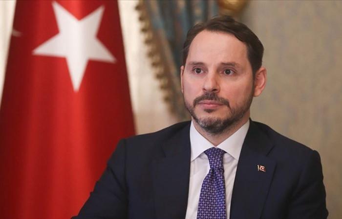 Bakan Albayrak'tan Halkbank açıklaması