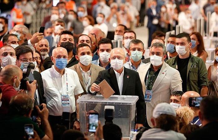 CHP'de Parti Meclisi yarışı