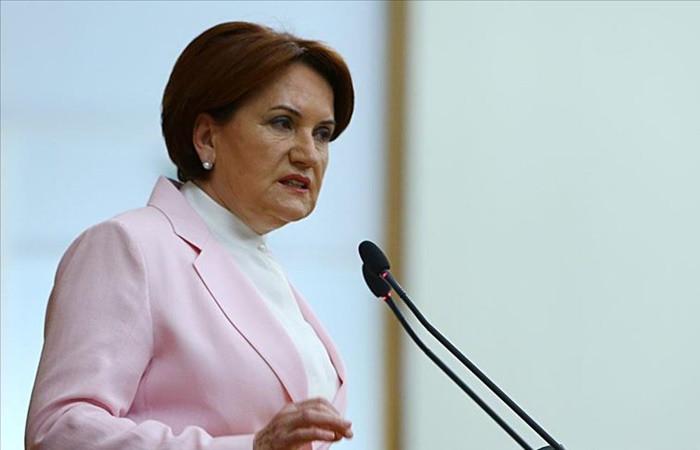 İYİ Parti Genel Başkanı Meral Akşener'den hutbe tepkisi