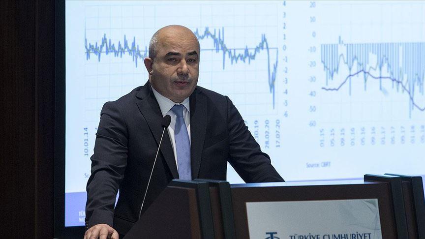 Merkez Bankası, enflasyon tahminini yüzde 8,9'a çıkardı