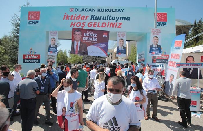 CHP'de Parti Meclisi seçimlerinin resmi sonuçları belli oldu