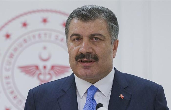 Sağlık Bakanı Koca: Son günlerde göstergeler tedirginliği artırıyor