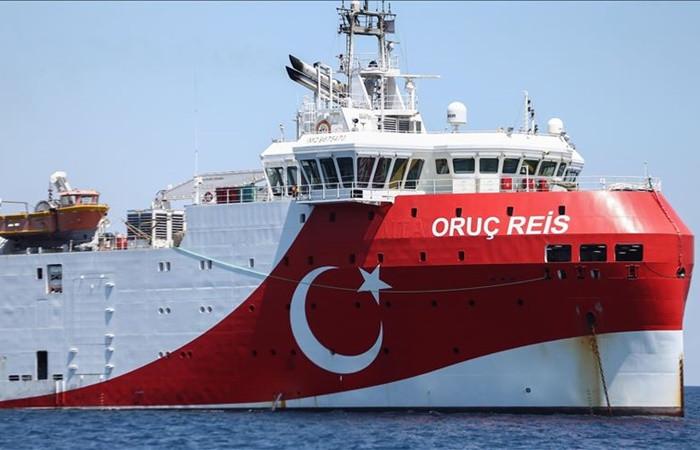 Türkiye'nin Navtex ilanının ardından Yunanistan'dan tepki