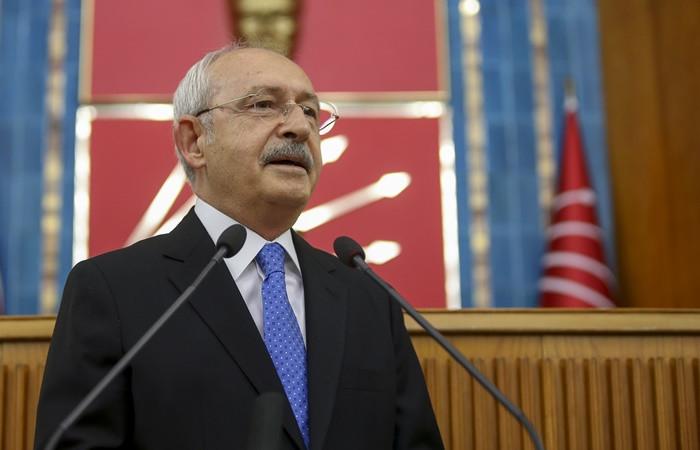 Kılıçdaroğlu: Hiçbir emperyal gücün gölgesini kabul etmiyoruz