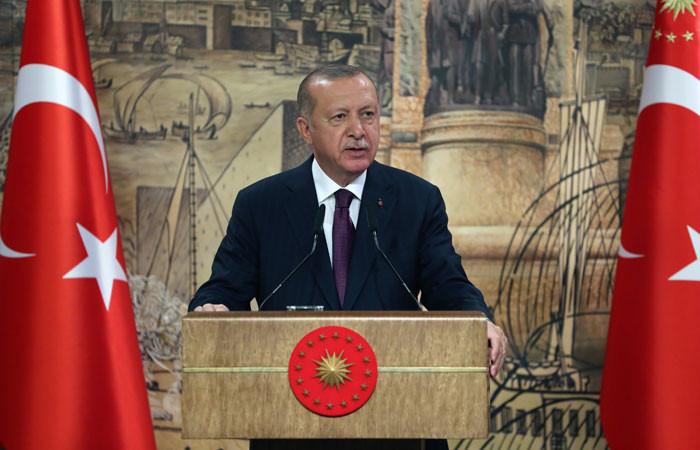 Cumhurbaşkanı Erdoğan 'müjdeyi' açıkladı: Karadeniz'de 320 milyar metreküp doğalgaz keşfettik