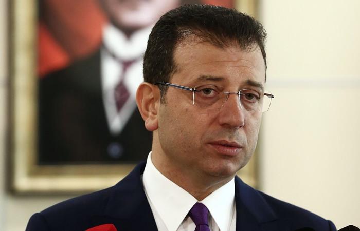 İBB Başkanı İmamoğlu: Milletimizin refahını artırmasını temenni ediyorum