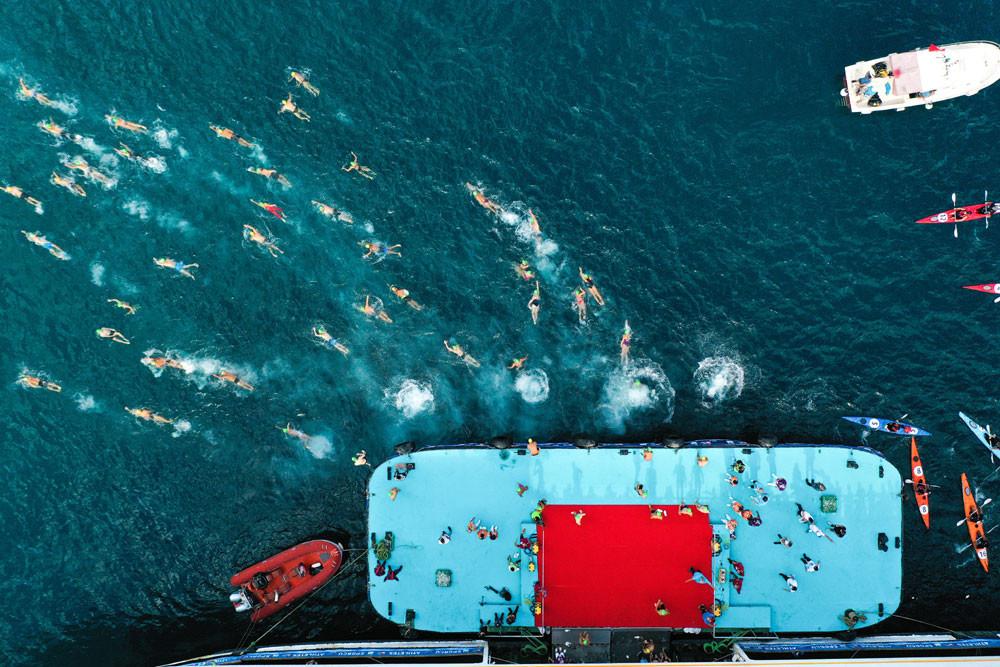 32. Boğaziçi Kıtalararası Yüzme Yarışı heyecanı! - Sayfa 3