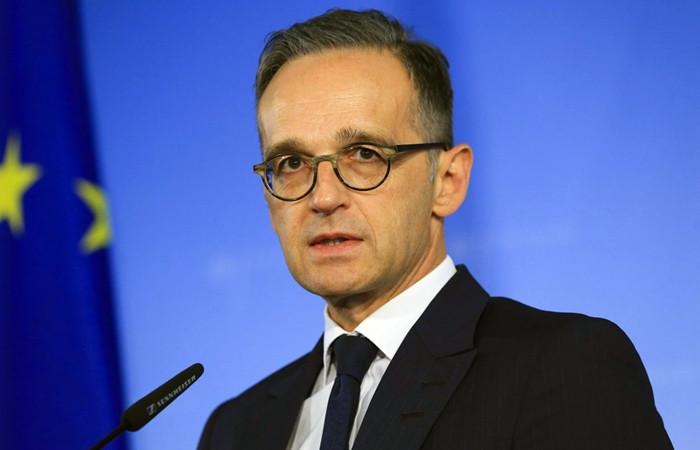 Almanya Dışişleri Bakanı Maas: Diplomatik çözüm acil hedefimiz