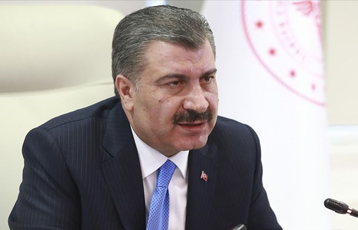 Sağlık Bakanı Fahrettin Koca: COVID-19 nedeniyle hastaneleri dolu bir ilimiz yoktur
