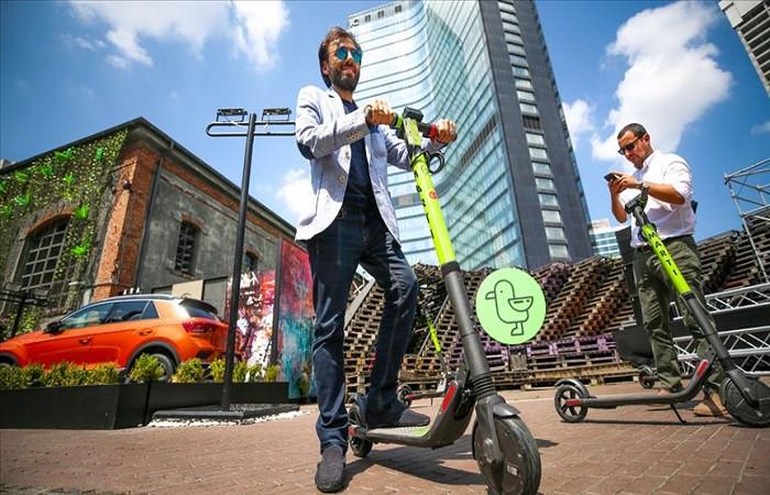 Martı scooter uygulaması nasıl kullanılır?