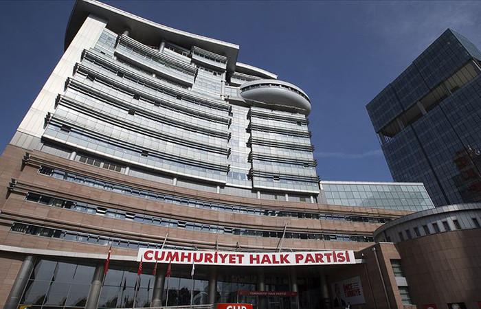 CHP MYK'dan Doğu Akdeniz çağrısı