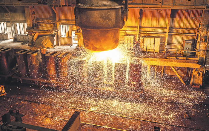 Sanayi üretimi temmuzda yüzde 4,4 arttı
