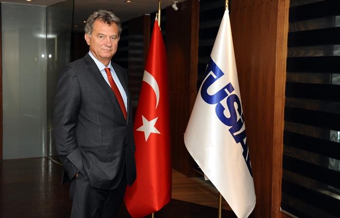 TÜSİAD Başkanı Kaslowski: Algı yönetimi yetmez piyasayla barışılmalı