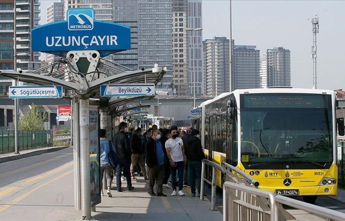 İstanbul ve Ankara'da toplu taşıma kararları